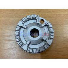 Конфорка газовая мелкая плиты Deluxe - 606040.24